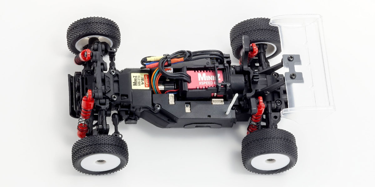 Kyosho Mini-Z Buggy MB-010VE 2.0 INFERNO MP9 TKI