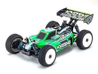 1/8 Brushless Powered 4WD Racing Buggy INFERNO MP9e Evo. V2 34111