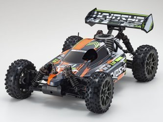 1:8 GP Powered Racing Buggy Readyset INFERNO NEO 3.0 Orange 33012T3B