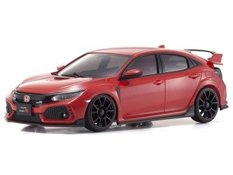 MINI-Z FWD Honda CIVIC Type R Flame Red Readyset RTR 32424R