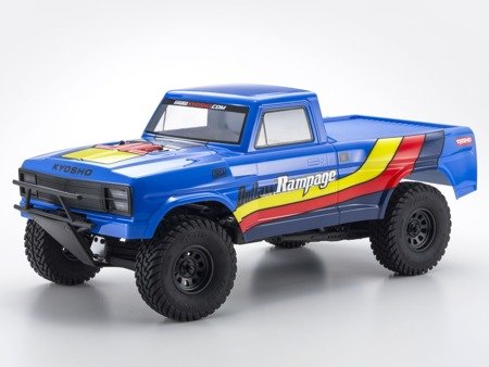 OUTLAW RAMPAGE Type 2 1/10 2WD Truck RTR